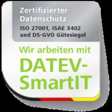 Umstellung unserer IT-Infrastruktur auf DATEV SmartIT